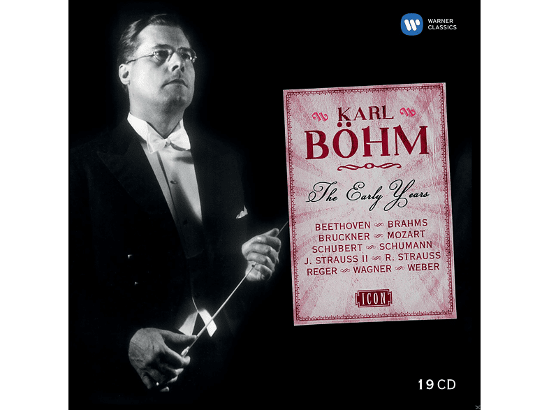 Karl Böhm - ICON:Karl Böhm-The early years [CD]