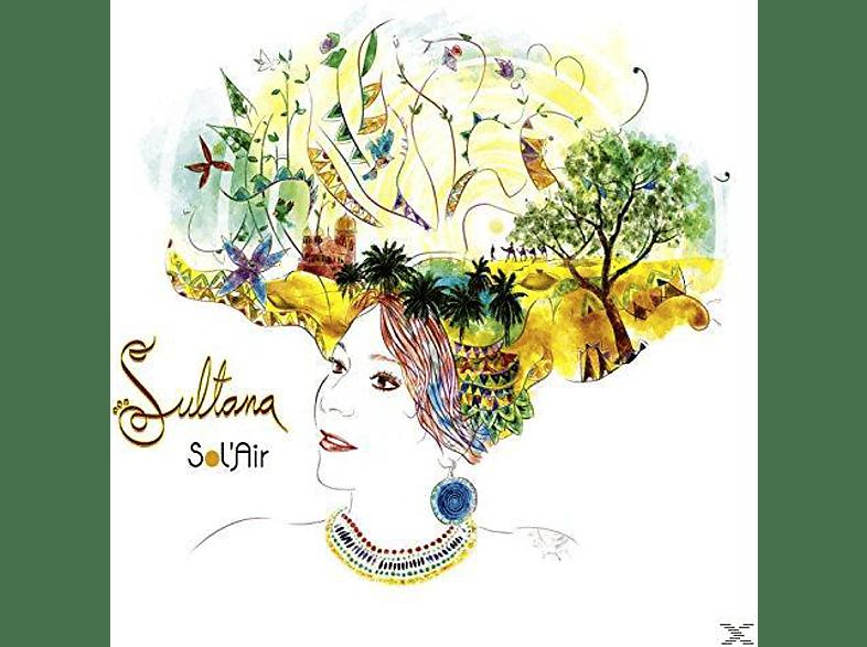 Sultana - Sol'Air [CD]