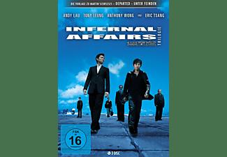 Infernal Affairs Trilogie DVD