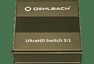 OEHLBACH 6045 ULTRAHD SWITCH 3:1 HDMI Splitter