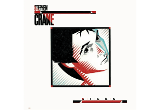 Stephen Crane - Kicks (Lim.180g Vinyl+CD) - (LP + Bonus-CD)