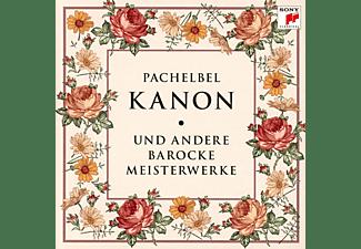 VARIOUS - Kanon und andere barocke Meisterwerke  - (CD)