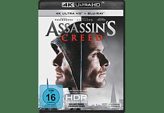 Assassin's Creed 4K Ultra HD Blu-ray + Blu-ray