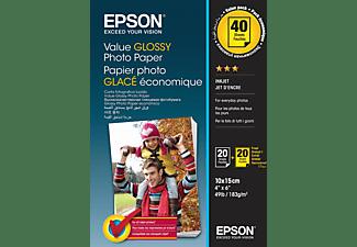 EPSON C13S400044 Value Fotopapier 10 x 15 cm mm
