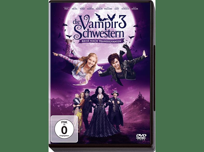 Die Vampirschwestern 3 - Reise nach Transsilvanien [DVD]