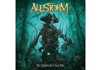 Alestorm - No Grave But The Sea (LP)  - (Vinyl)