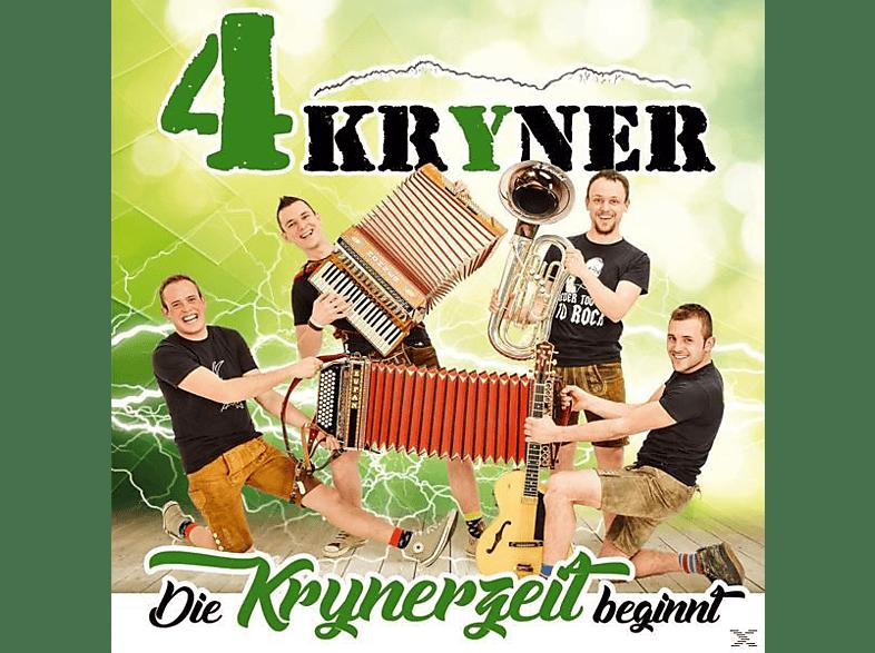 4kryner - Die Krynerzeit beginnt [CD]