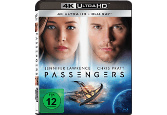 Passengers 4K Ultra HD Blu-ray