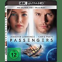 Passengers [4K Ultra HD Blu-ray]