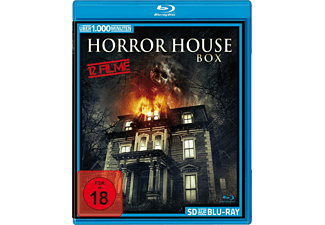 Horror House Box (SD auf Blu-ray) Blu-ray