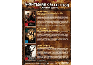 Nightmare Collection 1 (Slaughter Edition) DVD