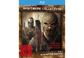 Nightmare Collection 1 (Slaughter Edition) Blu-ray