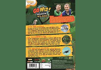 Go Wild!-Mission Wildnis - Vol. 24 - Die Pantherbabysitter DVD