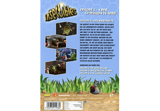 Insectibles - Vol. 1 - Der Mikronator DVD