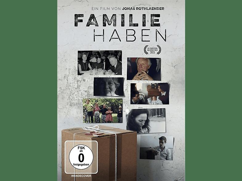 Familie haben [DVD]