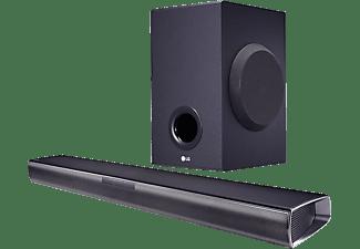 LG ELECTRONICS Soundbar SJ2, 160 Watt, kabelloser Subwoofer