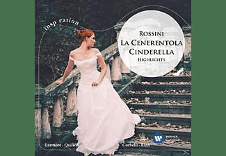 Raul Gimenez, Carlo Rizzi, Roho - La Cenerentola (Aschenputtel)-Highlights  - (CD)