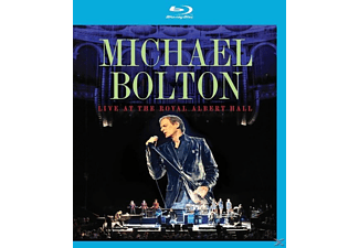 Michael Bolton - Live At The Royal Albert Hall (Bluray)  - (Blu-ray)
