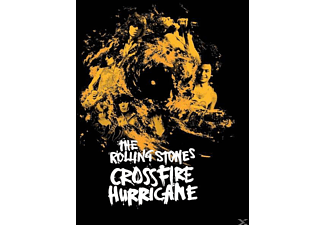 The Rolling Stones - Crossfire Hurricane (Bluray)  - (Blu-ray)