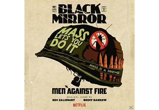 Ben Salisbury, Geoff Barrow - Black Mirror: Men Against Fire (Ltd.Picture LP) - (Vinyl)