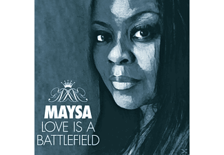 Maysa - Love Is A Battlefield - (CD)