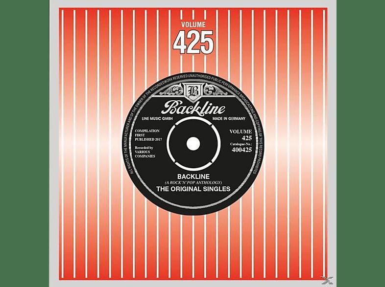 VARIOUS - Backline Vol.425 [CD]