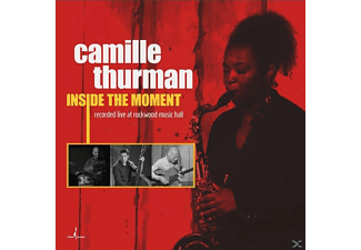 Camille Thurman - Inside The Moment (Mqa-CD) - (CD)