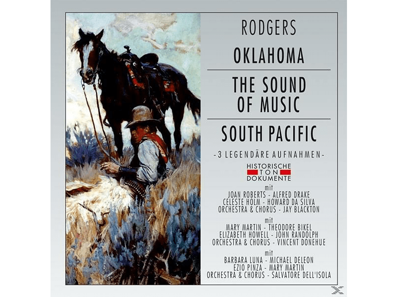 Chorus And Orchestra - Oklahoma/The Sound Of Music/South Pacific [CD]