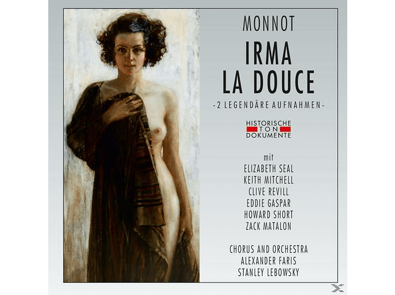 Chorus And Orchestra Of The London Westend Perform - Irma La Douce [CD]