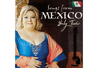 Yuly Tovar - Songs From Mexico - (CD)