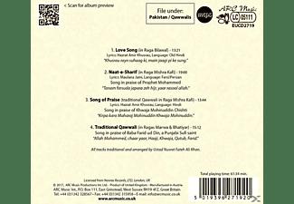 Nusrat Fateh Ali Khan - Sufi Qawwalis  - (CD)