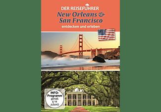 Natur Ganz Nah - New Orleans & San Francisco-Der Reiseführer DVD