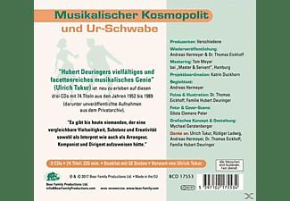Die Hubert Deuringer Story (3-cd) - Die Hubert Deuringer Story (3-CD)  - (CD)