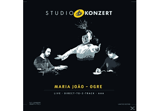 Maria Joao - Studio Konzert [180g Vinyl Limited Edition]  - (Vinyl)