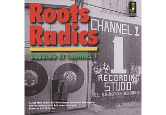 Roots Radics - Dubbing At Channel 1 - (CD)