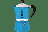 BIALETTI 5242 Rainbow Espressokocher Blau
