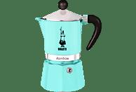 BIALETTI 5041 Rainbow Espressokocher Hellblau