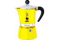 BIALETTI 4981 Rainbow Espressokocher Gelb
