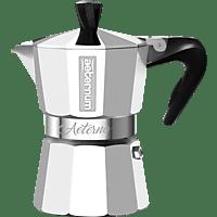 BIALETTI 5098 Aeterna Espressokocher Silber