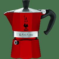 BIALETTI 4941 Moka Express Espressokocher Rot