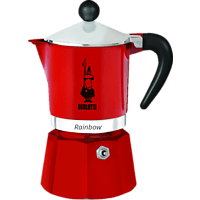 BIALETTI 4962 Rainbow Espressokocher