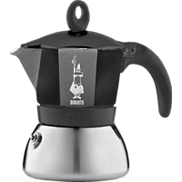 BIALETTI 4813 Moka Espressokocher Schwarz