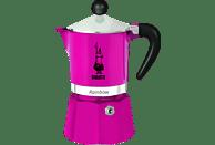 BIALETTI 5012 Rainbow Espressokocher Fuchsia