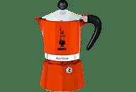 BIALETTI 4992 Rainbow Espressokocher Orange