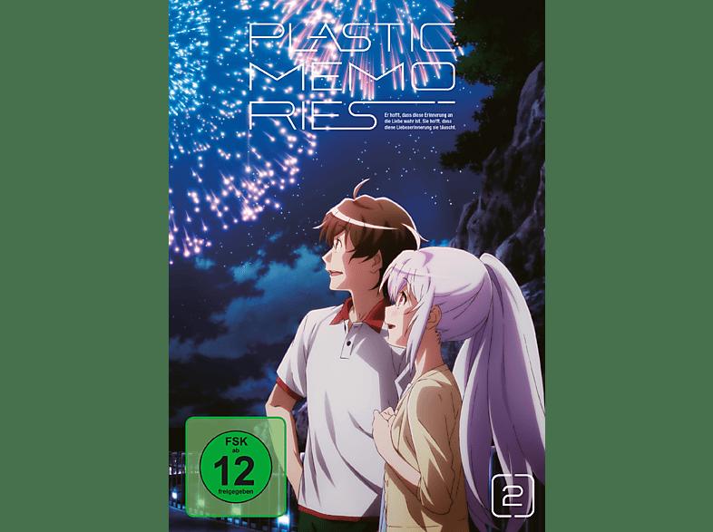 Plastic Memories - Box 2 (2 DVDs) + Soundtrack [DVD]
