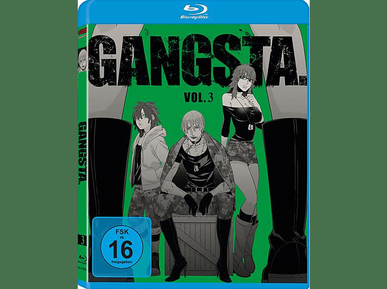 Gangsta - Vol. 3.4 (7-9) [Blu-ray]