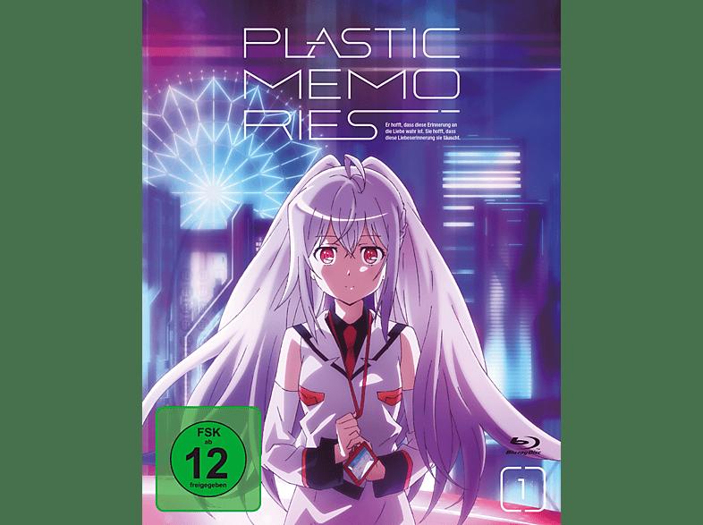 Plastic Memories - Box 1(Blu-ray) + Soundtrack [Blu-ray]