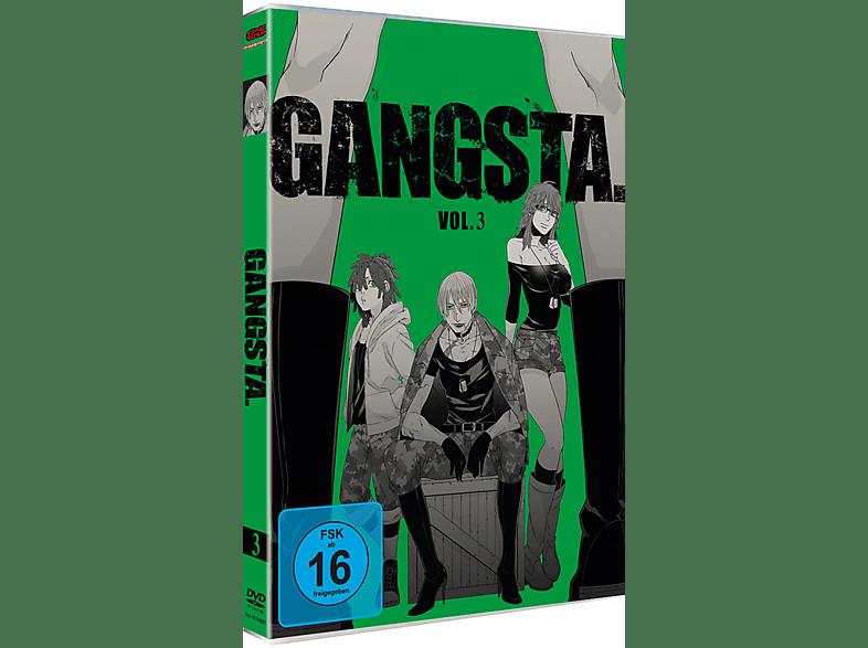 Gangsta - Vol. 3.4 (7-9) [DVD]