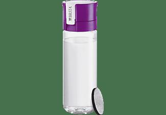 BRITA 061289 Fill&Go Vital Wasserfilterflasche, Lila/Transparent