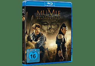 Die Mumie: Das Grabmal des Drachenkaisers Blu-ray